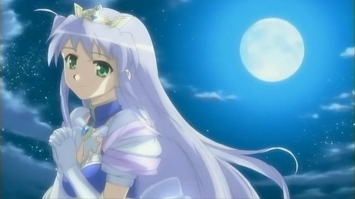Yoake mae yori ruriiro na – Crescent Love adds some sci-fi, the moon,